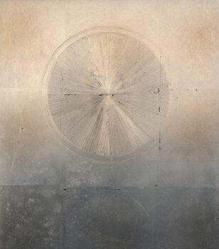 錫の不定形静物 5